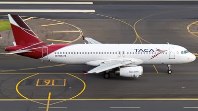 N684TA - Airbus A320-233 - TACA International Airlines