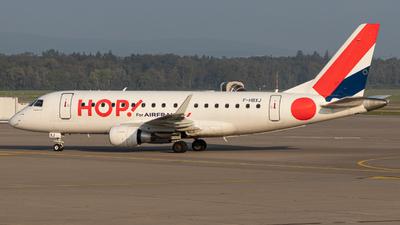 F-HBXJ - Embraer 170-100STD - HOP! for Air France