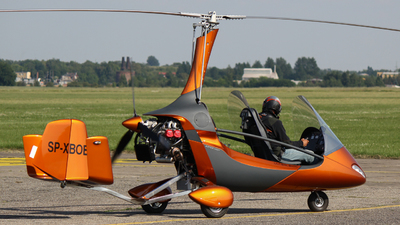 SP-XBOB - AutoGyro Europe MTOsport  - Private