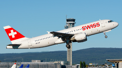 A picture of HBIJP - Airbus A320214 - Swiss - © Laszlo Fekete
