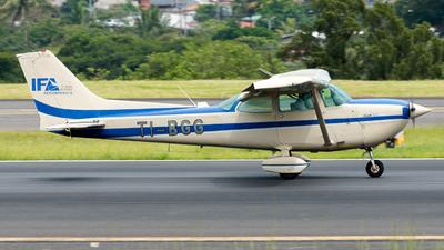 TI-BGG - Cessna 172K Skyhawk - Instituto de Formación Aeronáutica (IFA)
