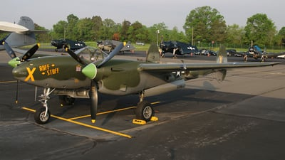 N79123 - Lockheed P-38L Lightning - Private