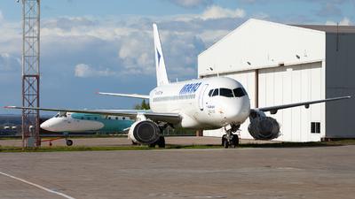 RA-89002 - Sukhoi Superjet 100-95B - IrAero