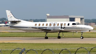 N159MC - Fairchild SA227-AC Metro III - Bemidji Aviation Services