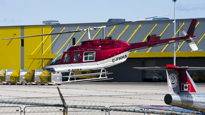 C-FHHA - Bell 206L-1 LongRanger II - Great Lakes Helicopter