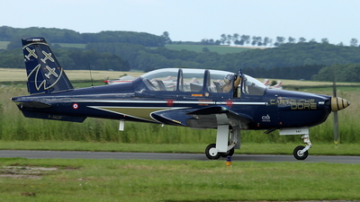 141 - Socata TB-30 Epsilon - France - Air Force