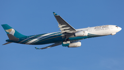 A4O-DB - Airbus A330-343 - Oman Air