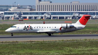 JA208J - Bombardier CRJ-200ER - J-Air