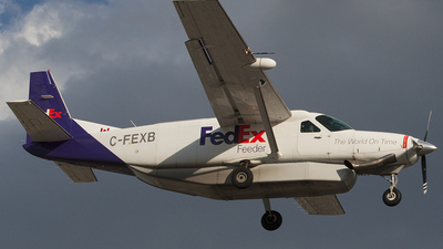 C-FEXB - Cessna 208B Super Cargomaster - FedEx Feeder (Morningstar Air Express)