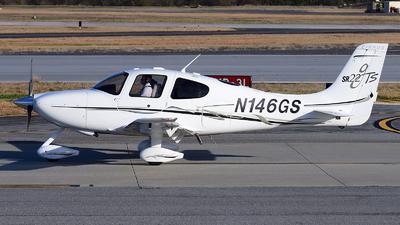 N146GS - Cirrus SR22-GTS - Private