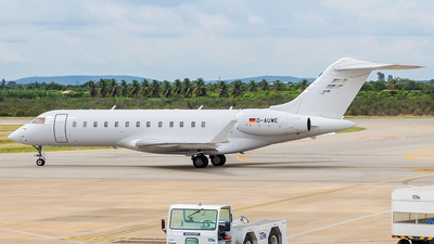 A picture of DAUWE - Bombardier Global Express -  - © PedroGabriel