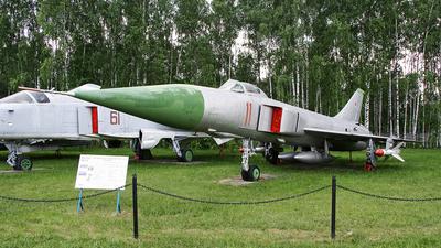 11 - Sukhoi Su-15TM Flagon - Soviet Union - Air Force