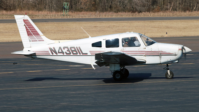 N4381L - Piper PA-28-161 Cherokee Warrior II - Private