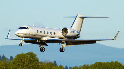 A picture of N944TC - Gulfstream IV - [1444] - © Russell Hill