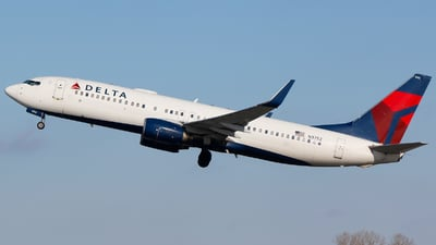 A picture of N3752 - Boeing 737832 - Delta Air Lines - © Alec Mollenhauer