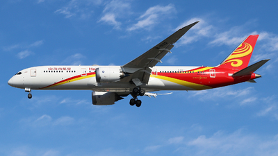 A picture of B1132 - Boeing 7879 Dreamliner - Hainan Airlines - © Jerry.H