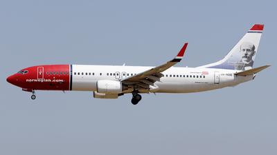 LN-NOQ - Boeing 737-86N - Norwegian