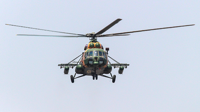 S3-BRM - Mil Mi-171Sh Baikal - Bangladesh - Army Aviation