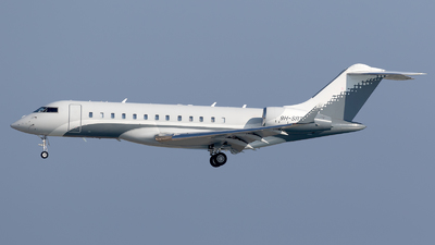 A picture of 9HSRT - Bombardier Global Express -  - © Eric Verplanken