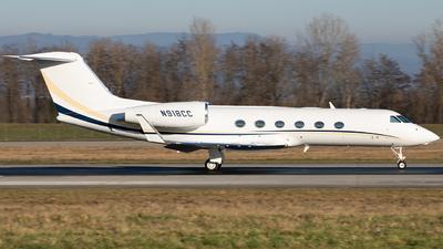 N918CC - Gulfstream G-IV(SP) - Private