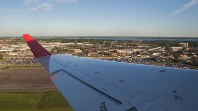 C-FIJA - Bombardier CRJ-200ER - Air Canada Jazz