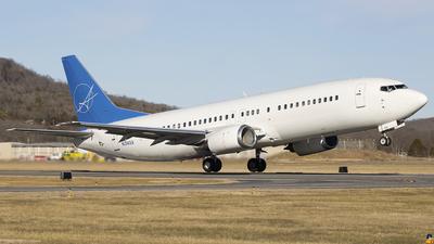 N314XA - Boeing 737-484 - iAero Airways