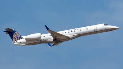 N14168 - Embraer ERJ-145XR - United Express (ExpressJet Airlines)