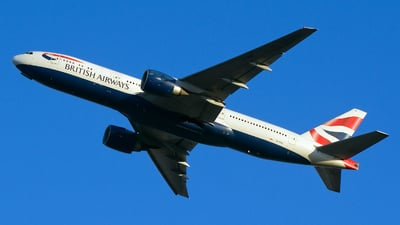 G-VIIA - Boeing 777-236(ER) - British Airways