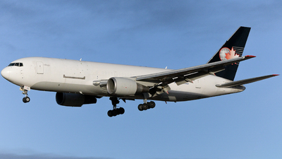 A picture of CFHCJ - Boeing 767224(ER)(BDSF) - Cargojet Airways - © Shae Bilan