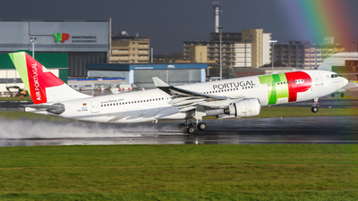 CS-TOG - Airbus A330-223 - TAP Air Portugal