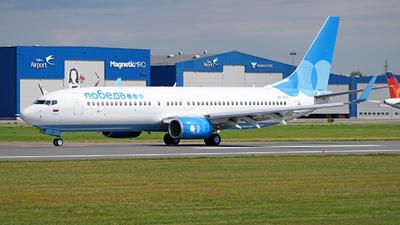 VP-BOD - Boeing 737-8LJ - Pobeda