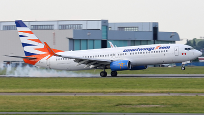 C-FYLC - Boeing 737-8BK - SmartWings