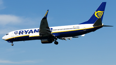 EI-DPV - Boeing 737-8AS - Ryanair