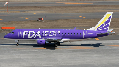 JA06FJ - Embraer 170-200STD - Fuji Dream Airlines