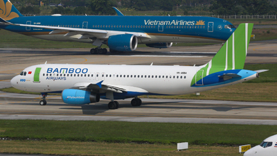VN-A584 - Airbus A320-232 - Bamboo Airways