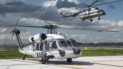 GN-104 - Sikorsky UH-60L Blackhawk - Mexico - Guardia Nacional
