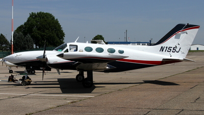 N155J - Cessna 421B Golden Eagle - Private