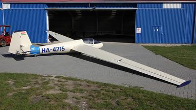 HA-4215 - Rubik R-22SV Super Futár C - Mûegyetemi Sportrepülõ Egyesület (MSE)