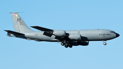 58-0100 - Boeing KC-135R Stratotanker - United States - US Air Force (USAF)