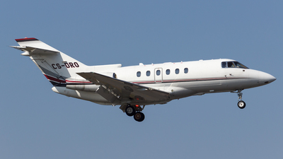CS-DRO - Raytheon Hawker 800XP - NetJets Europe
