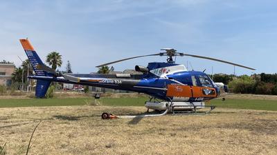 F-GTIE - Aérospatiale AS 350B2 Ecureuil - Hélicoptères de France (HDF)