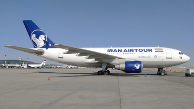 A picture of EPMDL - Airbus A310325 - Iran Airtour - © Majid-Hasankhani