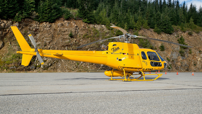 A picture of CFTHZ - Aerospatiale AS350 B2 - [2362] - © Dana Low