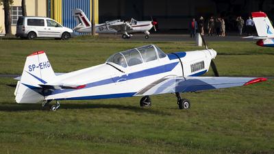 SP-EHG - Zlin 526F - Private