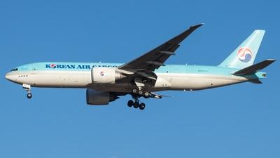 HL8045 - Boeing 777-FB5 - Korean Air Cargo