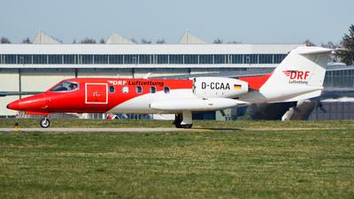 D-CCAA - Bombardier Learjet 35 - DRF Luftrettung
