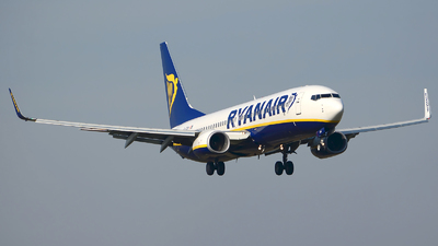 EI-ESM - Boeing 737-8AS - Ryanair
