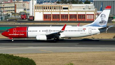 SE-RPJ - Boeing 737-8JP - Norwegian