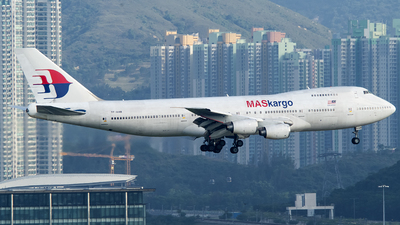 TF-AAB - Boeing 747-236B(SF) - MASkargo (Air Atlanta Icelandic)