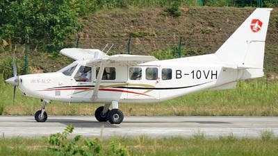 B-10VH - GippsAero GA8-TC320 - Private